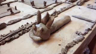 今年初の陶芸教室♪_f0374160_17292223.jpg