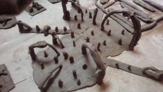 陶芸教室とサイコロポーチのトップ_f0374160_17303331.jpg