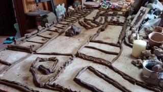陶芸教室でヘクサゴン♪_f0374160_17335859.jpg