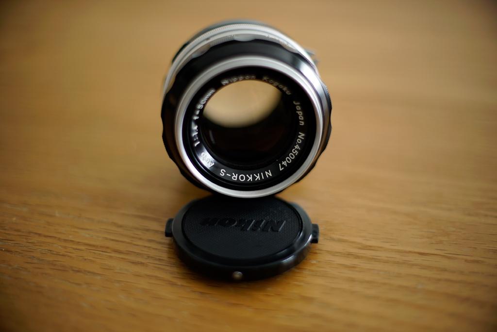 """nikkor-S Auto 50mm f1.4 \""""nipponkogaku\""""_a0281778_20524817.jpg"""