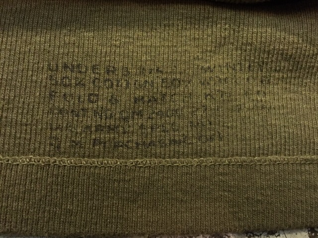 9月14日(水)大阪店秋冬ヴィンテージ入荷!#7 Military編!30\'s USMC メタルボタンウールパンツ!_c0078587_302372.jpg