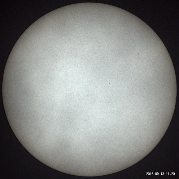9月13日の太陽_e0174091_17264091.jpg