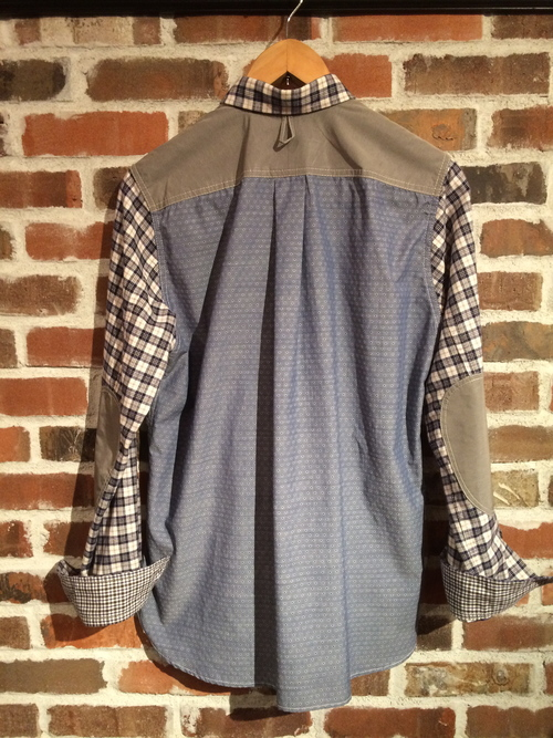 CDG SHIRT , HOMME , JUNYA - Shirts Selections._c0079892_18544863.jpg