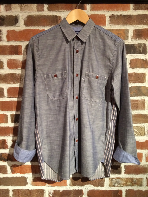CDG SHIRT , HOMME , JUNYA - Shirts Selections._c0079892_18552175.jpg