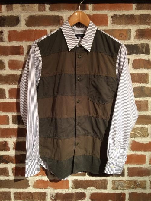 CDG SHIRT , HOMME , JUNYA - Shirts Selections._c0079892_18565753.jpg
