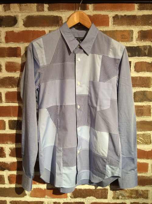 CDG SHIRT , HOMME , JUNYA - Shirts Selections._c0079892_18581691.jpg