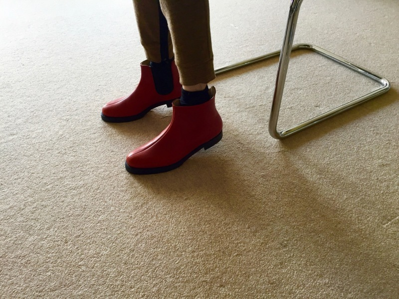 RED SHOES_f0170995_16180826.jpg