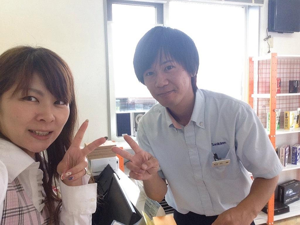 9月14日(水)☆TOMMYアウトレット☆あゆみブログ(*´∀`)自社ローン・ローンサポート☆_b0127002_17063796.jpg