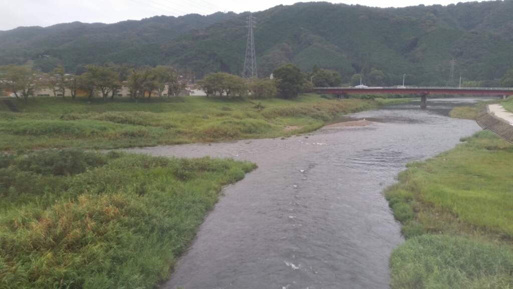 9月14日   河川情報。_c0266737_07060047.jpg