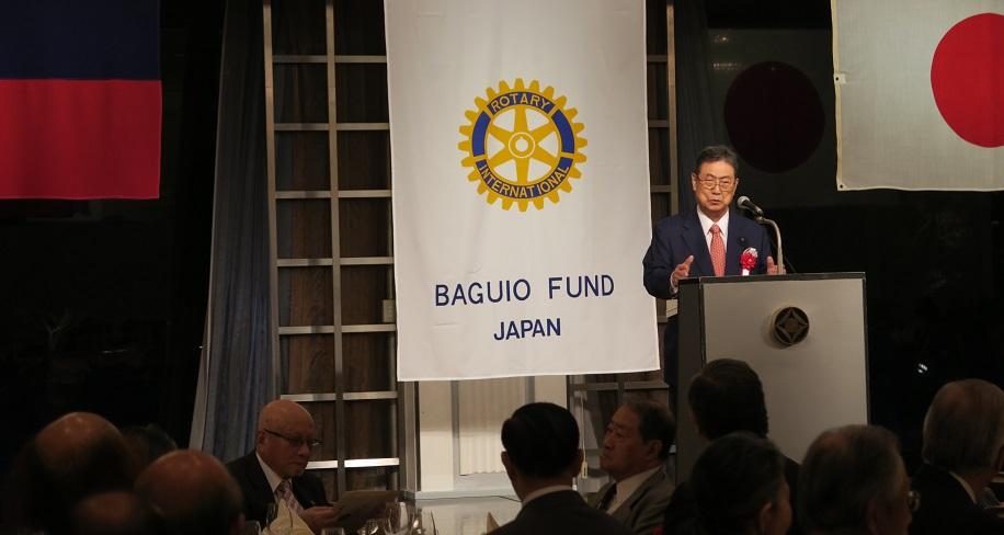 東京で 「比国育英会バギオ基金」の 創立35周年記念祝賀会が開催されました_a0109542_22471087.jpg