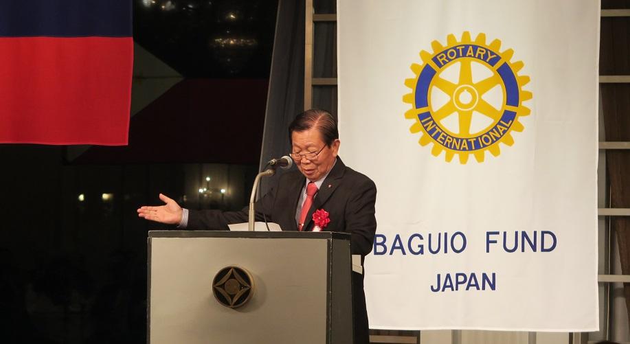 東京で 「比国育英会バギオ基金」の 創立35周年記念祝賀会が開催されました_a0109542_22522238.jpg