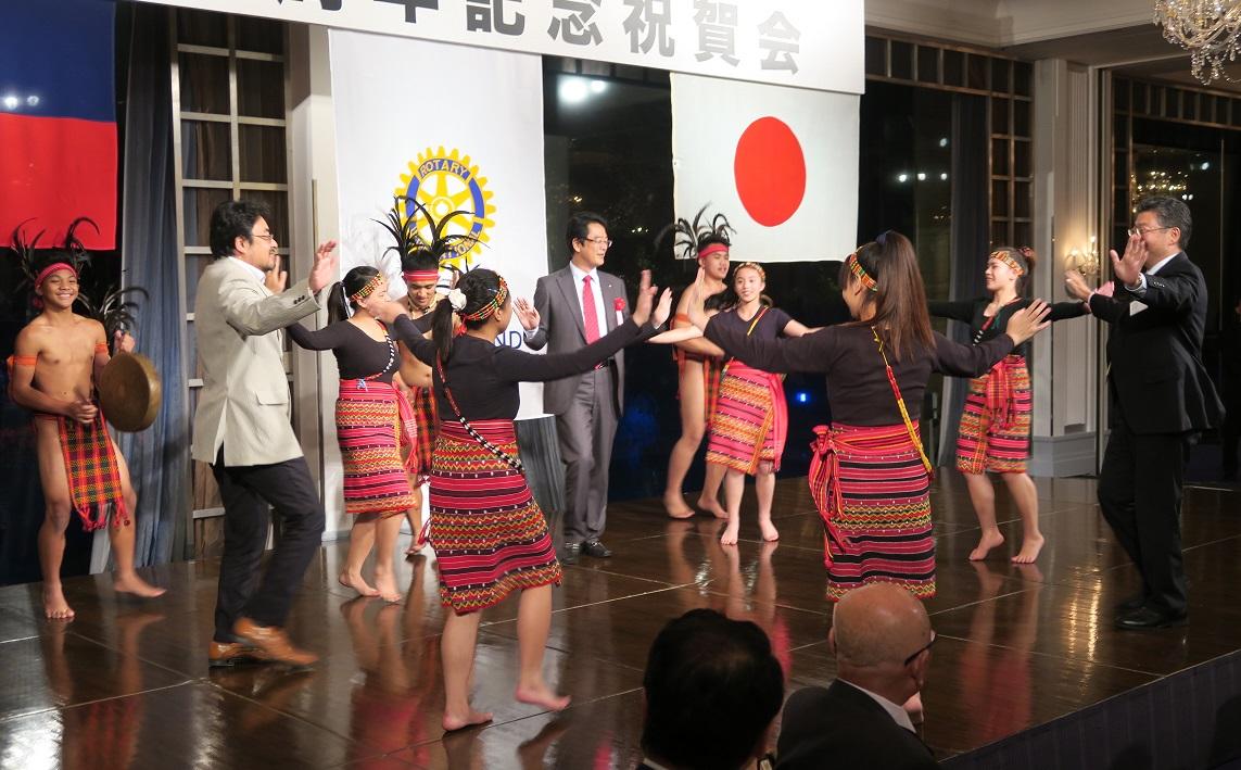 東京で 「比国育英会バギオ基金」の 創立35周年記念祝賀会が開催されました_a0109542_2304750.jpg