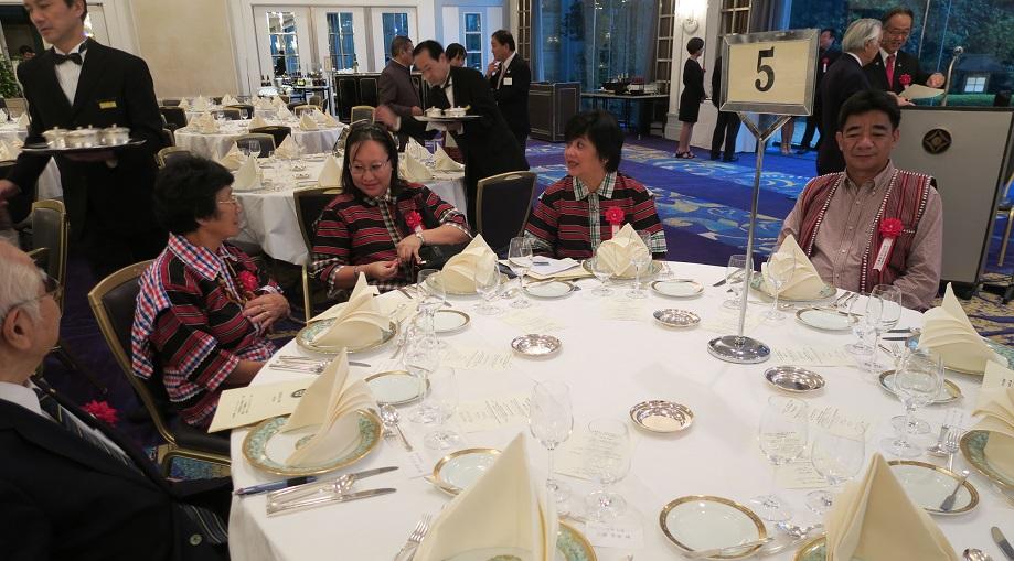 東京で 「比国育英会バギオ基金」の 創立35周年記念祝賀会が開催されました_a0109542_23154625.jpg