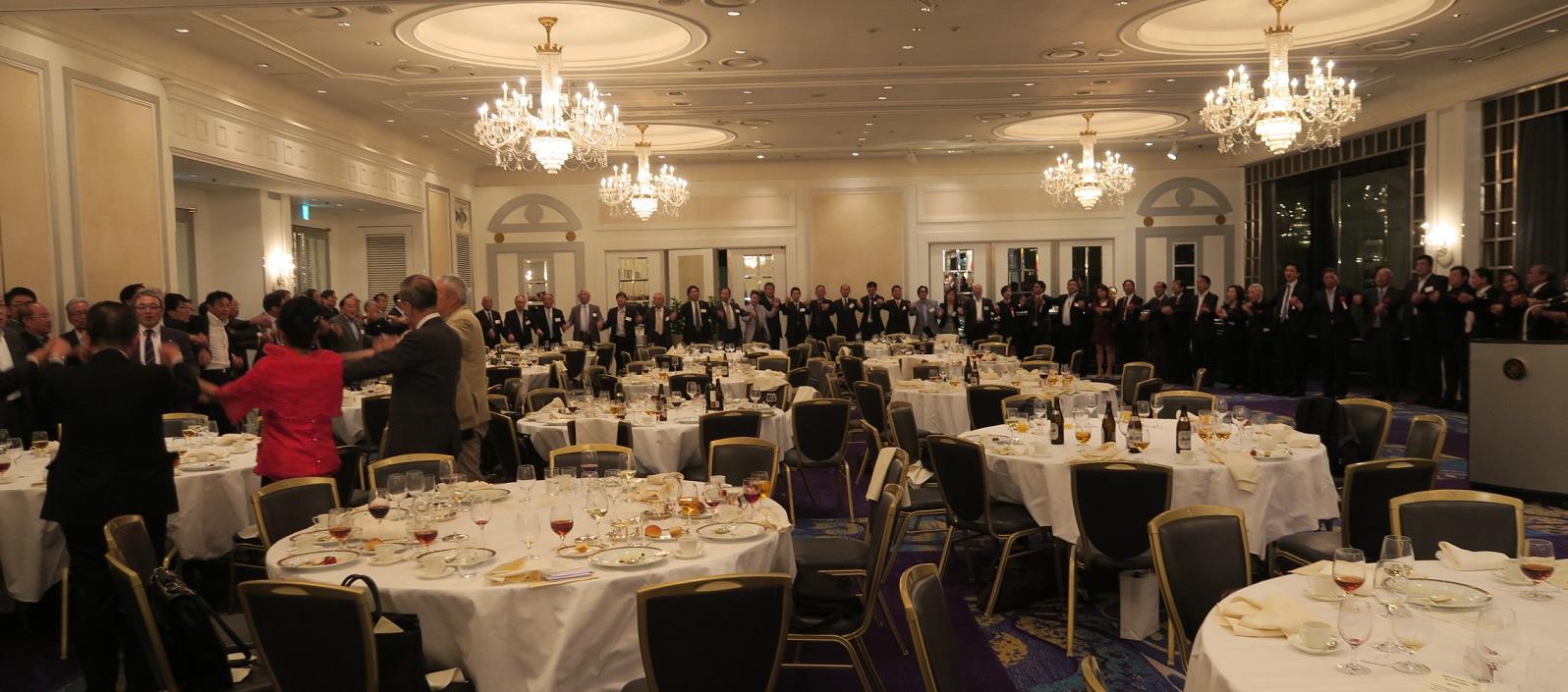東京で 「比国育英会バギオ基金」の 創立35周年記念祝賀会が開催されました_a0109542_2363585.jpg