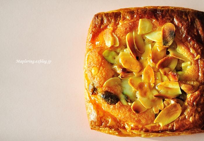 阿蘇/Bakery Genki/ナッツのデニッシュ_f0234062_1612495.jpg