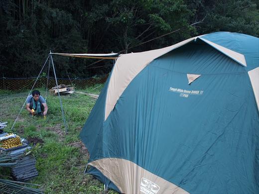 やつだ開拓団9月 開拓キャンプ レポート_c0177665_14283826.jpg