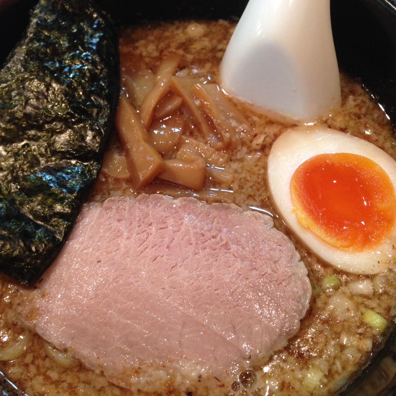 麺屋賢太郎_c0126170_17315254.jpg