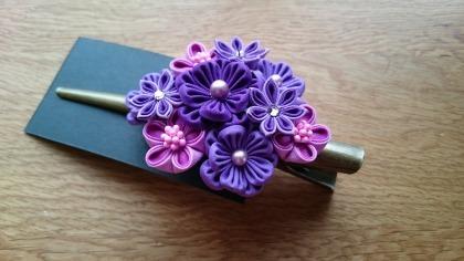 紫のクリップ。_e0168583_18562399.jpg