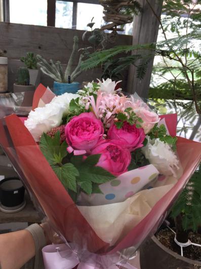 花束。_b0135325_12505796.jpg