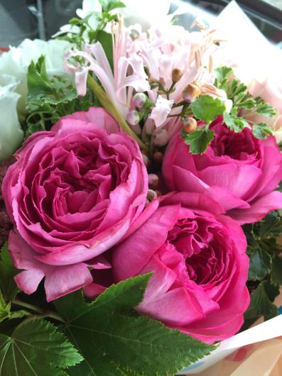 花束。_b0135325_12510145.jpg