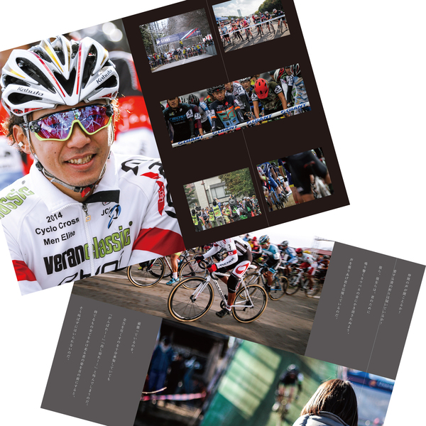 "『Cyclocross Photo-zine ""Strings\"" season \'15-\'16』発売のお知らせ_b0136231_0283853.jpg"