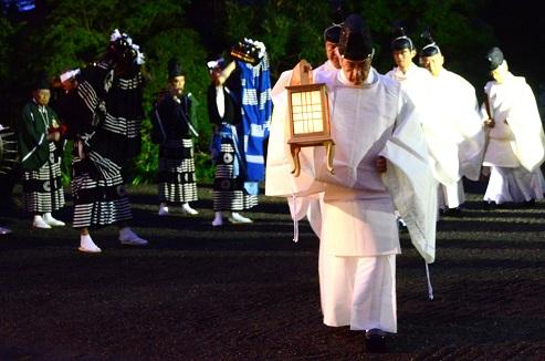 櫛引八幡宮例大祭 前夜祭_c0299631_7232962.jpg