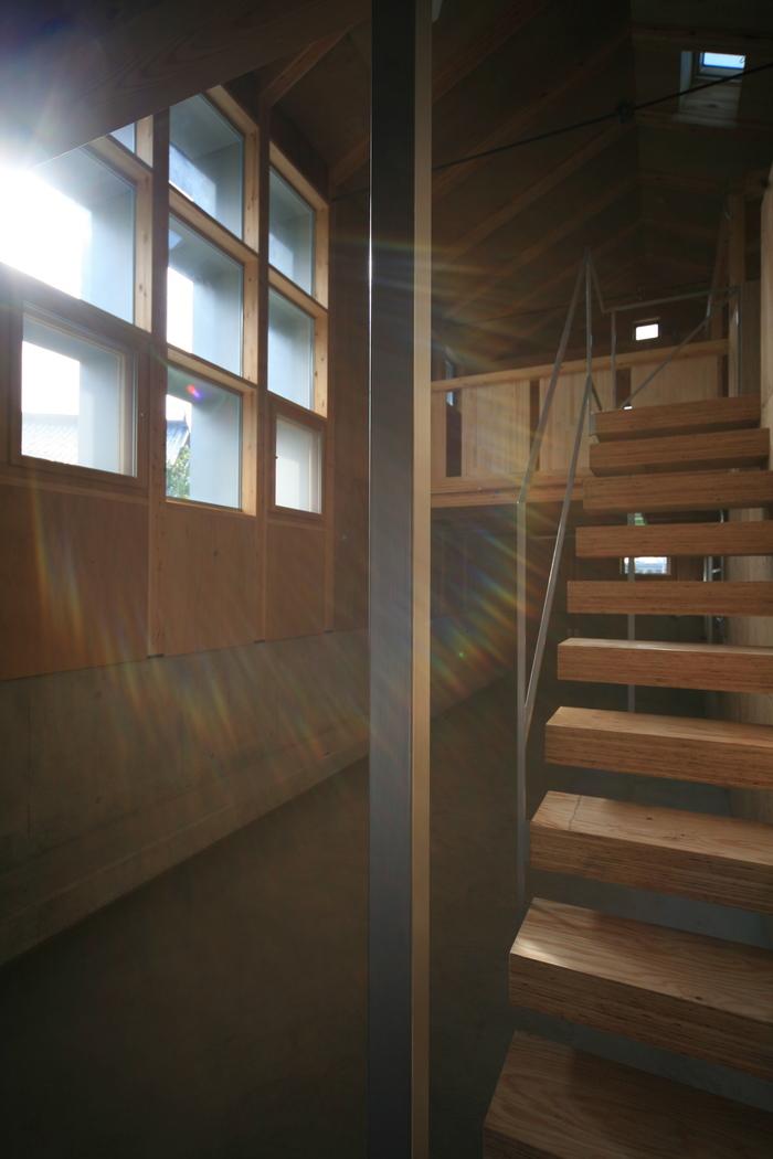 「未完成の家」オープンハウス  家族の成長とともに変化する住まい_e0189939_17215285.jpg