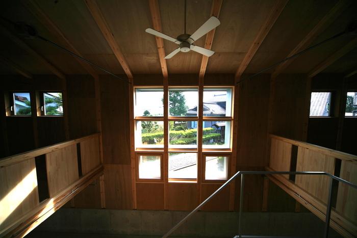 「未完成の家」オープンハウス  家族の成長とともに変化する住まい_e0189939_17223452.jpg