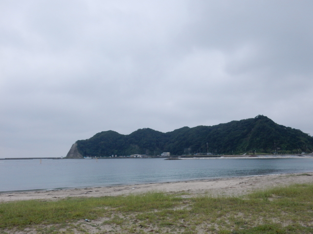 '16,9,15(木)曇り空の興津海岸!_f0060461_7495363.jpg