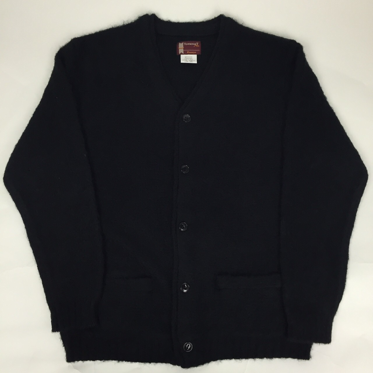 """ Town Craft / Mohair Cardigan \""_b0121563_18145138.jpg"