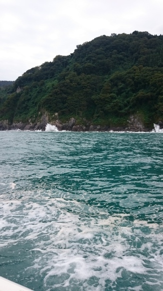 親不知観光船【漁火】_d0235898_07193803.jpg