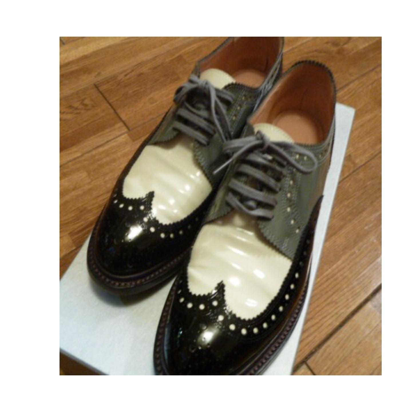 madameHの靴の変遷…紐靴とローファー_b0210699_23250014.jpeg