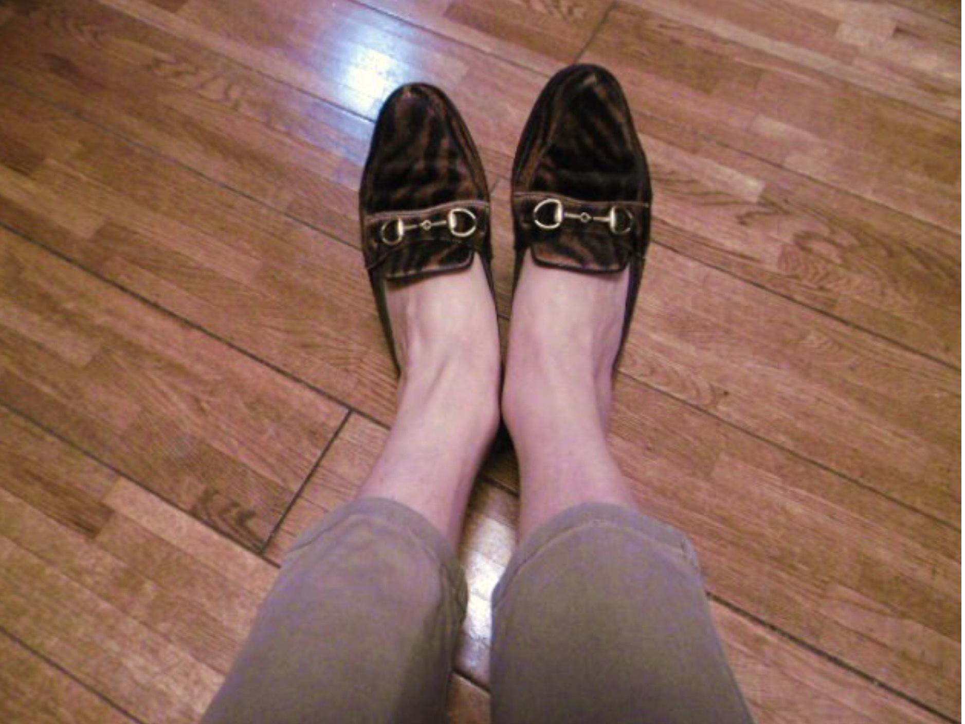 madameHの靴の変遷…紐靴とローファー_b0210699_23330231.jpeg