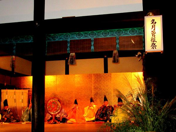 下鴨神社 名月管弦祭_e0048413_17255630.jpg