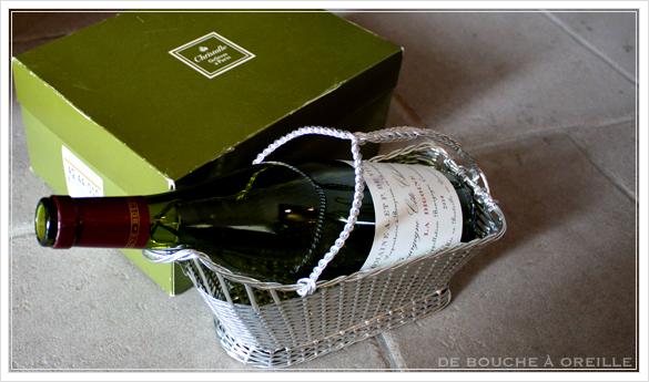 Christofle porte bouteille クリストフル製 アンティークのパニエ ボトルバスケット_d0184921_172781.jpg
