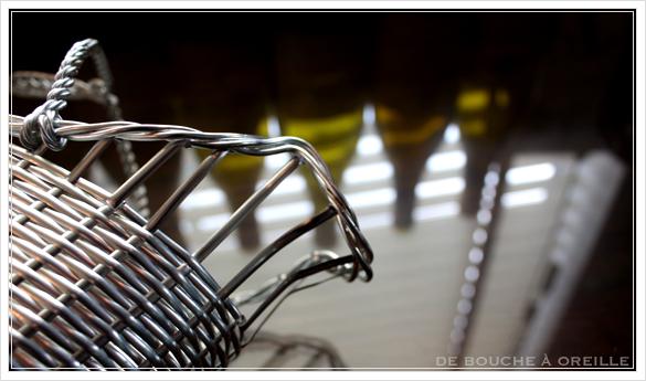 Christofle porte bouteille クリストフル製 アンティークのパニエ ボトルバスケット_d0184921_1738751.jpg