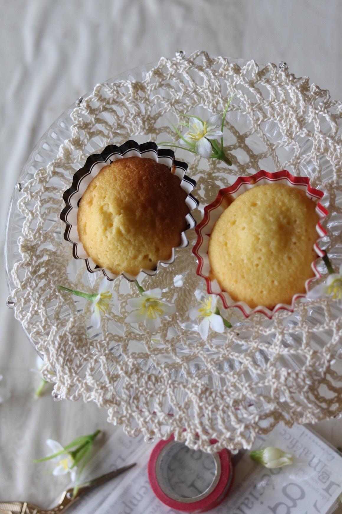 3時のお茶菓子マドレーヌ_c0366722_10201225.jpeg