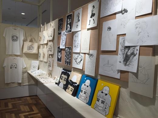 9/16~9/28 Uchibori Simpe Mini Exhibition 開催のお知らせ_f0010033_163136100.jpg