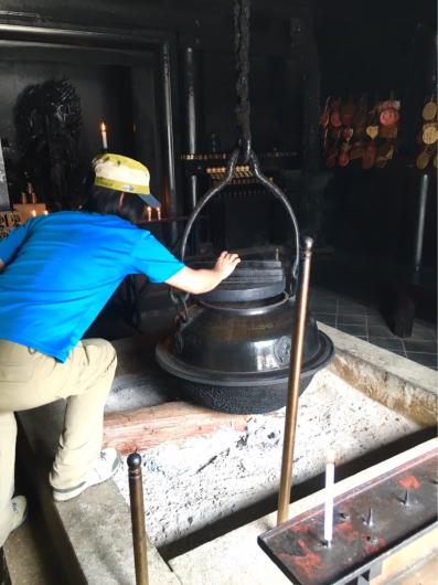 宮島弥山〜霊火堂の消えずの火〜_f0183846_19105955.jpg