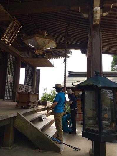 宮島弥山〜霊火堂の消えずの火〜_f0183846_19110124.jpg