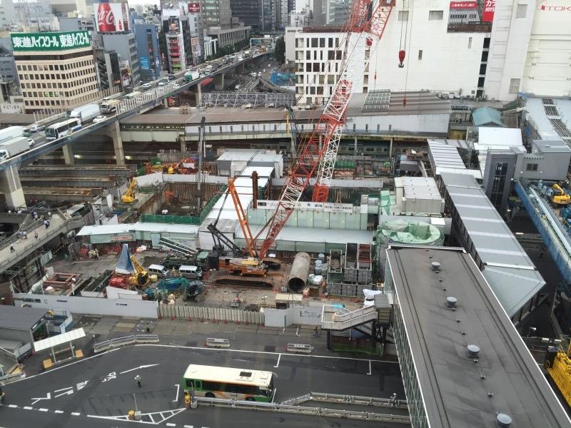 渋谷で浦島太郎_f0356588_18265575.jpeg