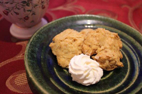 夜のクッキー、大人のクッキー_a0329820_21140148.jpg