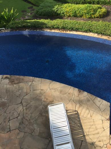 ハワイの豪邸にお邪魔しています。_f0215324_17410824.jpg