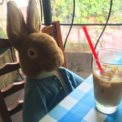 ピーターラビットガーデンカフェに行ってきました_a0275527_18201686.jpg