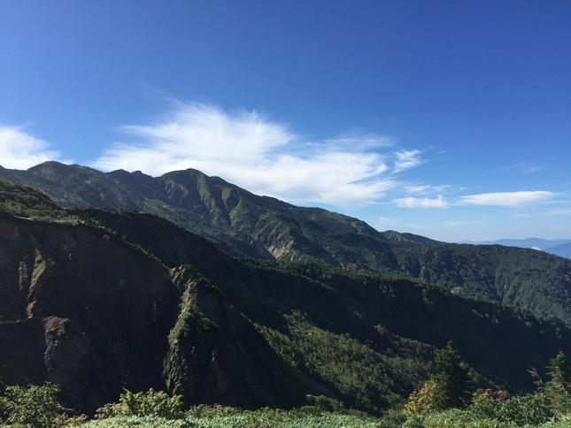 白山登山(御前峰~砂防ルート)_c0113733_23214874.jpg