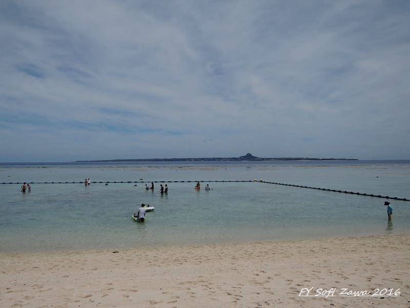 ◆ 初めてのオクマへ、その7 「車で行ける離島」 瀬底ビーチへ (2016年6月)_d0316868_955922.jpg