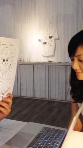 report 9/11 -soul portrait 凝視靈魂- in Taichung Allofriend_f0068174_15565645.png