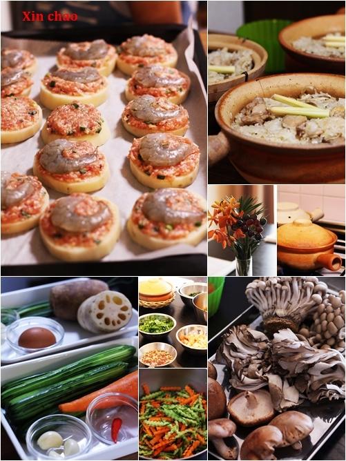 Xin chao  9月のレッスン ~鶏肉ときのこのレモングラス風味・土鍋ご飯の会~_d0353281_21554169.jpg