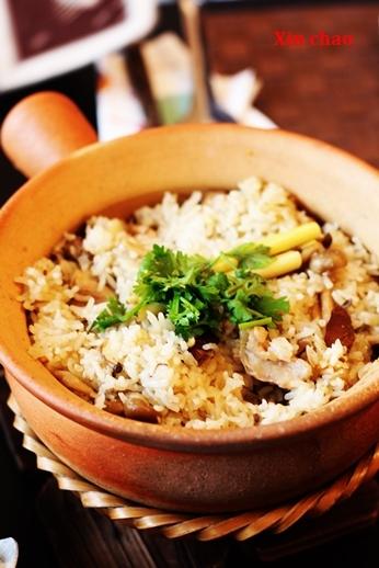 Xin chao  9月のレッスン ~鶏肉ときのこのレモングラス風味・土鍋ご飯の会~_d0353281_22014502.jpg