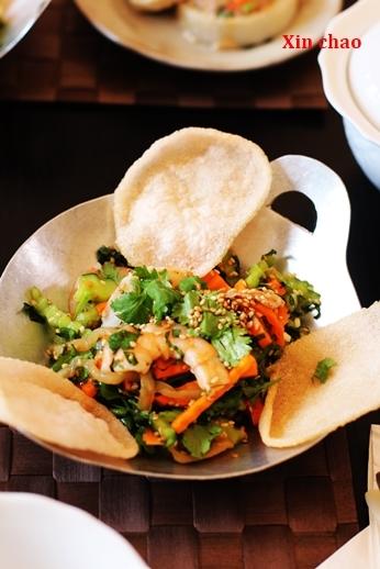 Xin chao  9月のレッスン ~鶏肉ときのこのレモングラス風味・土鍋ご飯の会~_d0353281_22114508.jpg